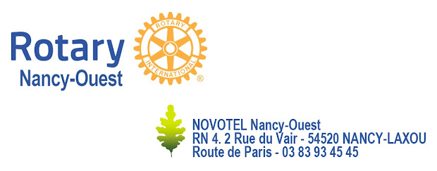Rotary Nancy Ouest