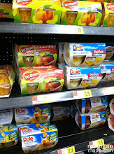 Photo: Apples, pear and caramel... they were calling my name! I am a member of the Collective Bias® Social Fabric® Community.  This content has been compensated as part of a social shopper insights study for Collective Bias™. and Del Monte #CBias #SocialFabric #SmartSnack