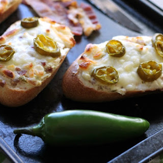 Jalapeno Popper Bread