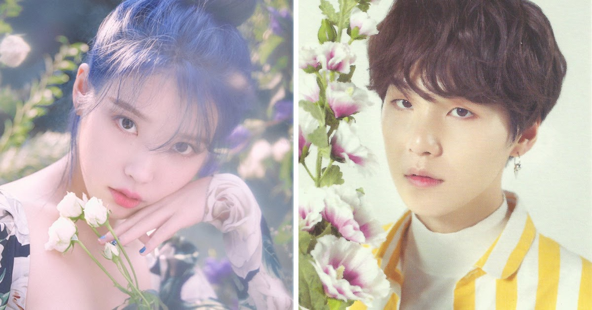 "IU Releases Teaser Photo For Upcoming Song ""Eight"" With BTS's Suga"