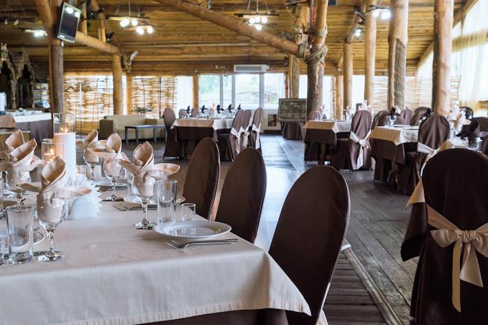 Фото №4 зала Ресторан «Утёс»