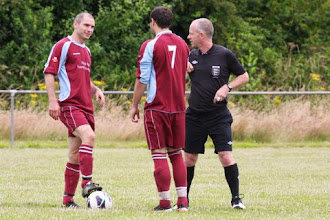 Photo: 20/07/13 v Cadbury Athletic (Pre-Season Friendly) 1-1 - contributed by Rob Campion
