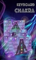 Screenshot of Chakra Keyboard