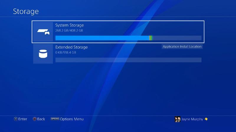utilizar un disco duro externo USB en la PS4