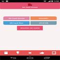 Erase SD Card (eraser) icon