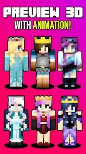 Princess Skins 3