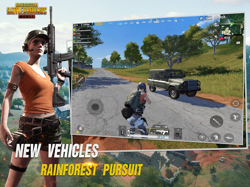 PUBG MOBILE 0.8.0 screenshots 17