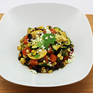 Mexican Zucchini Stir Fry Recipe