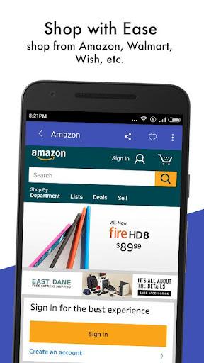 All in One Online Shopping - SmartShoppr screenshot 4