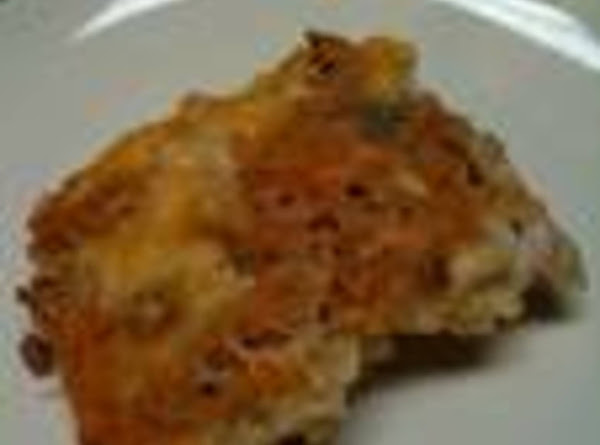 Beefy Hash Brown Supper Recipe