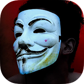 Anonymous Hacking Voice