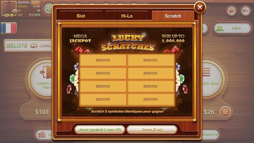 Coinche & Belote 11.0.69 screenshots 8