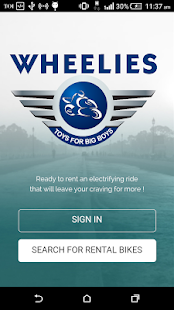 Wheelies - Self Drive Bikes- screenshot thumbnail