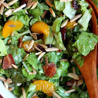 Lettuce Salad With Mandarin Oranges Recipes