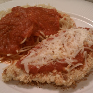 Chicken Parmesan.