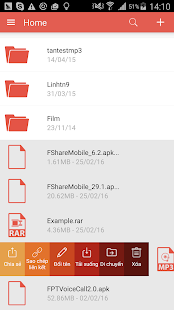 Fshare- screenshot thumbnail