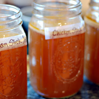 How to Make Bone Broth From Chicken Recipe