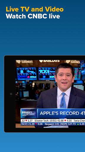 CNBC: Breaking Business News & Live Market Data screenshot 21