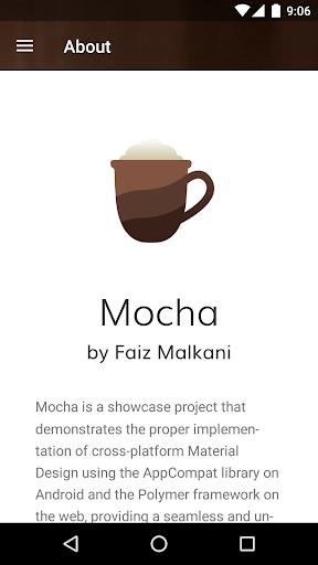Mocha - Cross Platform Design|玩程式庫與試用程式App免費|玩APPs