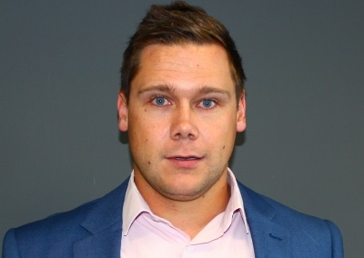 Jurgen de Jongh, head of National Office Services in Ricoh SA's Enterprise Services Group.