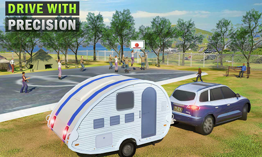 Camper Van Truck Simulator: Cruiser Car Trailer 3D 1.10 screenshots 6