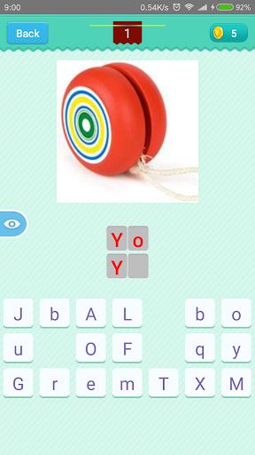 Toys Quiz