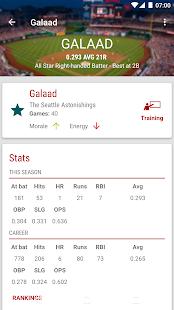 Baseball Legends Manager 2 - náhled