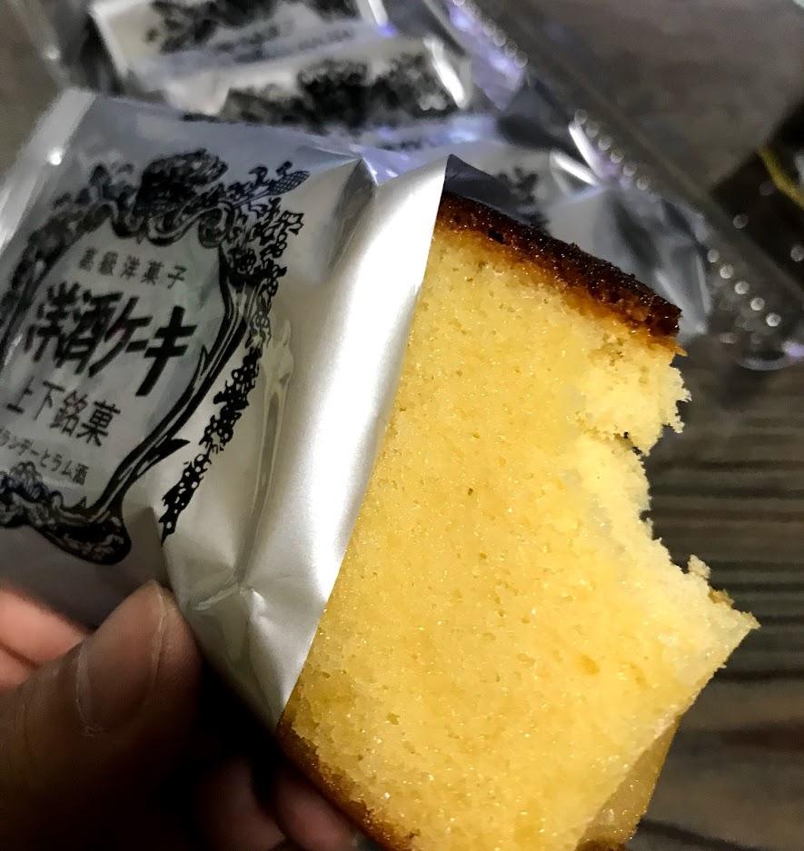 洋酒ケーキ