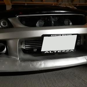 アルテッツァ  RS200 Zエディションのカスタム事例画像 智樹さんの2018年09月19日18:48の投稿