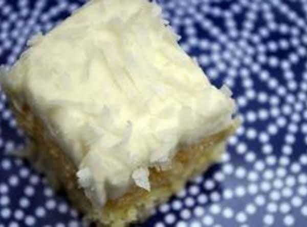 Tropical Dessert Bars Recipe