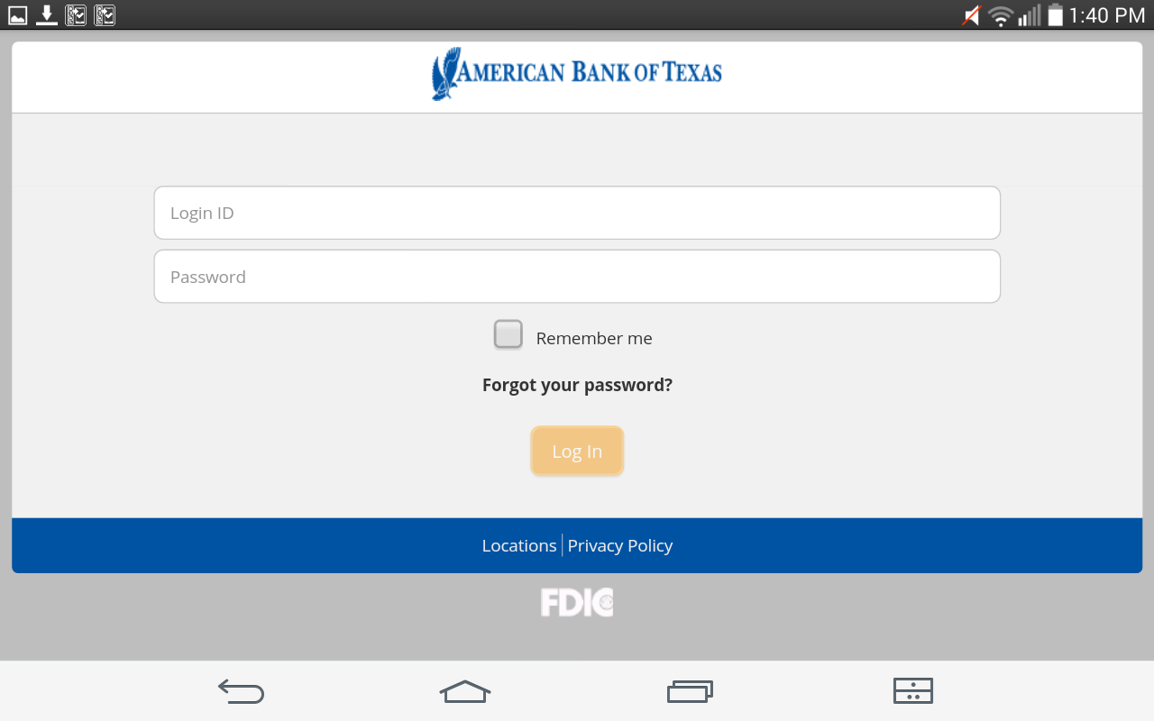 ABTexas Mobile- screenshot