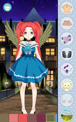 Anime Sticker Studio Screenshot