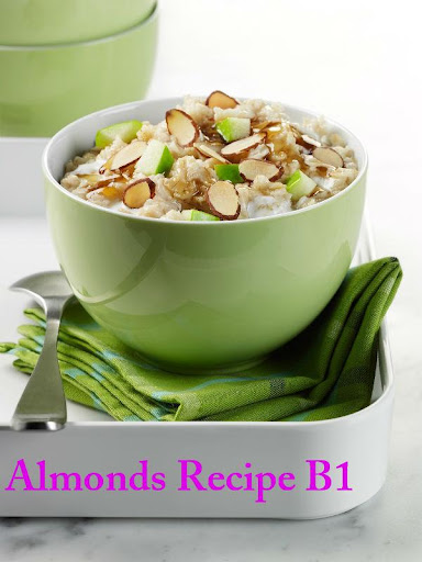 Almonds Recipe B1