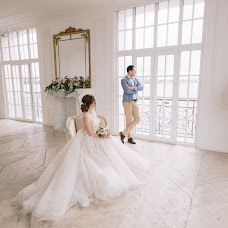 Wedding photographer Polina Pomogaybina (Pomogaybina). Photo of 08.03.2018