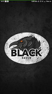 Raven Social Network - náhled