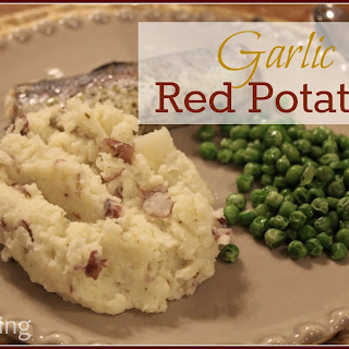 Ultimate Recipe Challenge- {Outback Steakhouse} Garlic Red Potatoes