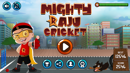Mighty Raju Cricket