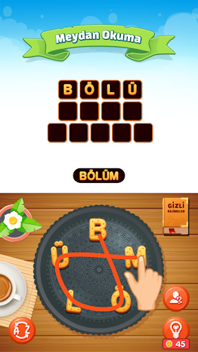 Bilgin Hoca | Kelime oyunu screenshot 5