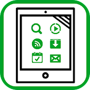 Tablet Apps. Simple Tablet Market for Android Tabs