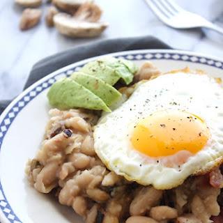 White Bean Breakfast Hash.