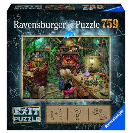 Puzzle EXIT 3: Witches Kitchen (759 pieces)