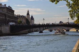 Photo: Paris on the Seine