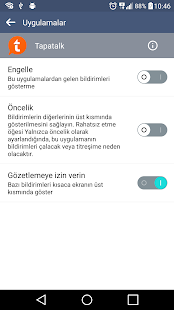 Notification Blocker - náhled