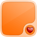 Glossy Hearts Live Wallpapers icon