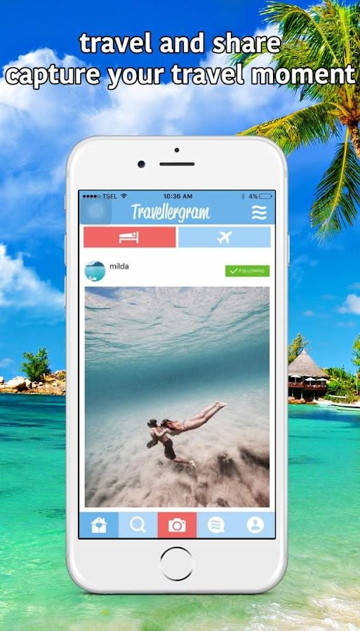 Travellergram: Travel & Share- screenshot