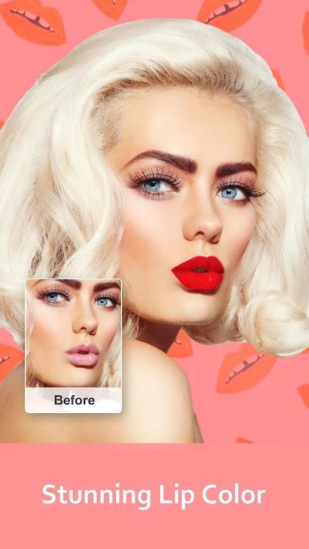 Z Camera - Photo Editor, Beauty Selfie, Collage screenshots