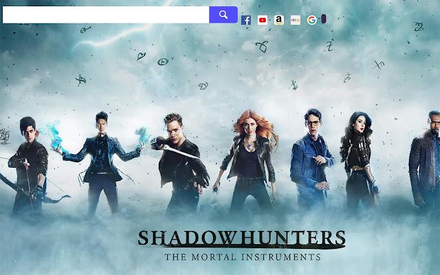 Shadowhunters Movie Wallpapers & HD Themes