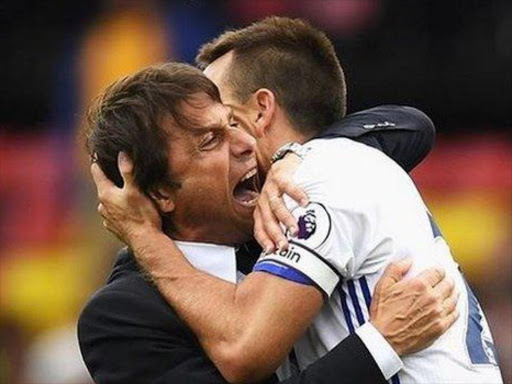 Former Chelsea manager Antonio Conte Terry during his last season at Chelsea before moving to Aston Villa./BBC