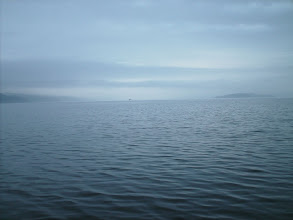 Photo: Queen Charlotte Strait on a calm day.