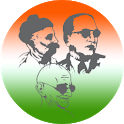 Indian Leaders and freedom fighters icon